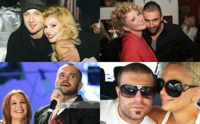 Çiftet e famshme shqiptare që të gjithë e kishin harruar që kanë qenë bashkë