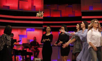 Soni, Rozana, Çiljeta, Mariza, Laura apo Albana do martohen këtë vit? Ja kush e kapi BUQETËN live në emision