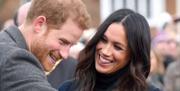Në hapat e së shoqit: Princesha e ardhshme thyen rregullat dhe s'pendohet fare!