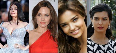"""Nga Angelina Jolie tek """"Elif"""", njihuni me 10 femrat më të bukura në botë (FOTO)"""
