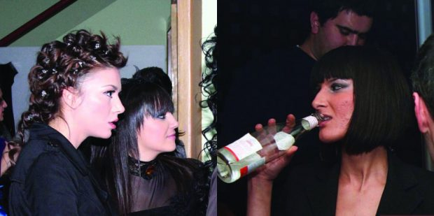 Fotot e sikletshme/ Nëse i shohin të famshmit shqiptarë, do t'i zërë koka!