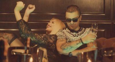 Genc Prelvukaj i poston videon pa makeup Eni Koçit, shihni si reagon këngëtarja (FOTO+VIDEO)