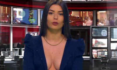 Greta, spikerja që jepte lajme me c*ca jashtë theu tabutë: Adhuroj gazetarinë…