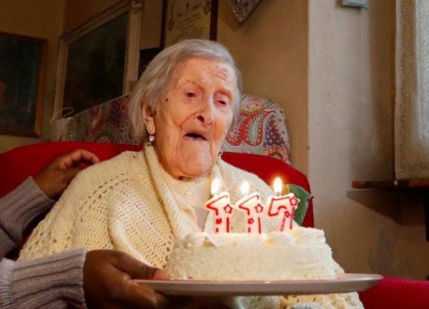 """""""Jam e vetme prandaj jam gjallë"""", habit gruaja më e vjetër në botë"""
