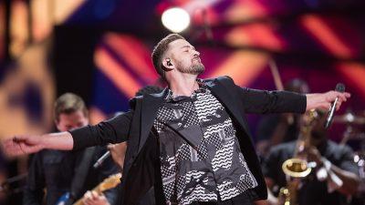 """""""E fyeu rëndë""""! Fansat kritikojnë performancën Justin Timberlake (FOTO+VIDEO)"""