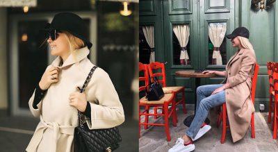 """Aksesori që po """"çmend"""" femrat e njohura shqiptare dhe e bën veshjen tuaj trendi (FOTO)"""