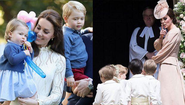 5 mësime që nënat e tjera mund të mësojnë nga dukesha Kate Middleton