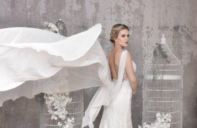 Kejvina Kthella bëhet nuse, por vëmendjen e merr fustani i mrekullueshëm që ka veshur (FOTO+VIDEO)