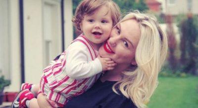 Liani i vogël i adhurueshëm, shihni çfarë bën djali i Vesës dhe Big Bastës… (FOTO)