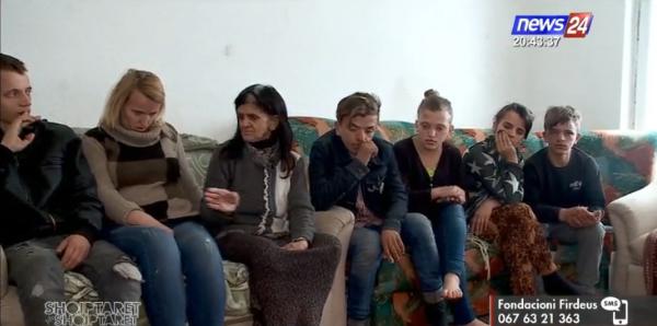 Nëna e 8 jetimëve thyen zemrat e çdo shqiptari: Sot nuk kisha bukë për fëmijët, pinë vetëm çaj