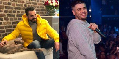 Shikoni si e ironizon Noizy mikun e tij Blerim Destanin (FOTO)