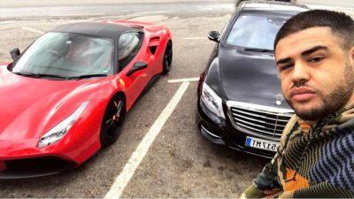 Koleksioni më i shtrenjtë i VIP-ave shqiptarë, Noizy mban fronin me makinat luksoze