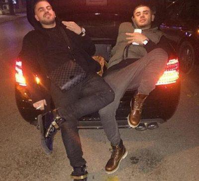 U tha se Noizy dhe Erik Fullani e kishin prishur marrëdhënien, por ja si qëndron e vërteta (FOTO)