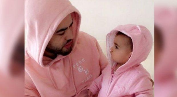 Noizy rikthen princeshën e tij, shihni si duket ajo (FOTO)