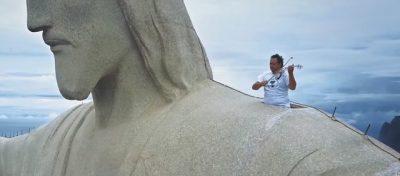 Performoi në majë të statujës së Krishtit, Olen Cesari: Ishte një ëndërr e keqe, ja ç'më ndodhi
