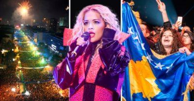 Rita Ora rikujton momentet në Kosovë me një VIDEO tepër të nxehtë