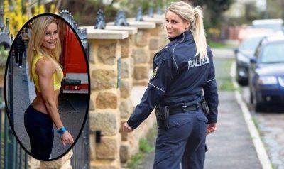 Pasi të shikoni këtë police seksi, do ti thoni burgut: Hapu se erdha… (FOTO)