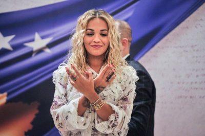 Rita uron Pavarësinë e Kosovës por shihni se çfarë i bën Neymar…