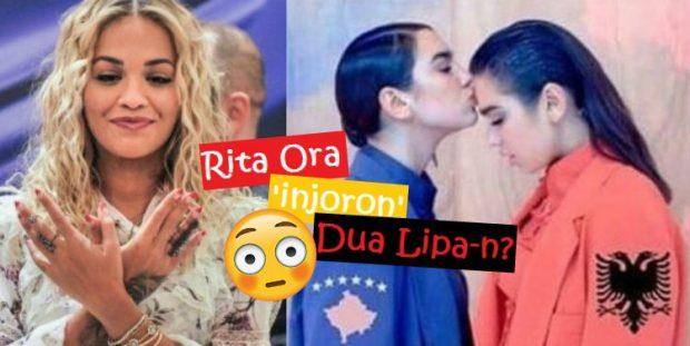 Rita Ora dhe Dua Lipa, historia e një konflikti/ Si u tensionua raporti mes tyre