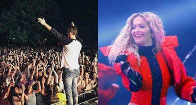 Rita e paska 'këmbën e mbarë', këngëtari me famë botërore së shpejti koncert në Prishtinë (FOTO)
