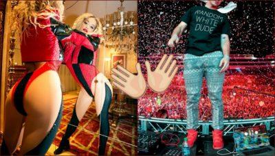 Rita Ora u vesh KUQ e ZI, artisti me famë botërore: Dua edhe unë! (FOTO)