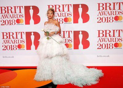 Rita Ora është supersticioze dhe e dëshmoi me këto 3 aksesorë (FOTO)