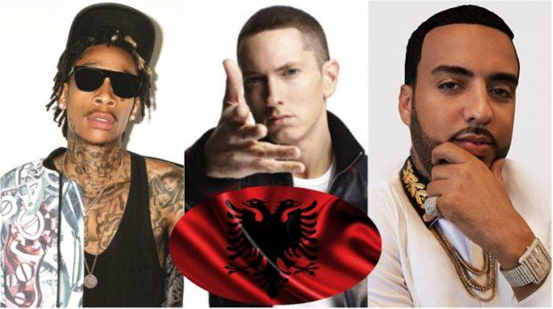 Mban gjithmonë shqiponjën në qafë, kush është shqiptari që do të përformojë krah Eminem