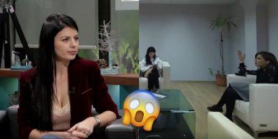'Kur të rrah, të kam shalu'. Si e shikon sot Rudina Dembacaj kamerën e fshehtë? (VIDEO)