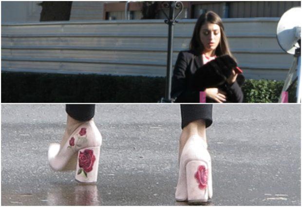 """Me këpucë dhe çantë luksi, kush është deputetja shqiptare që po sfidon """"zonjat e rënda"""" të Parlamenitt (FOTO)"""