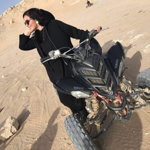 Me pushime në Sahara: Deputetja socialiste mahnit me fotot nga shkretëtira (FOTO)