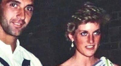 Deklarata tronditëse e tenistit serb: U lidha me Dianën kur ajo ishte e martuar