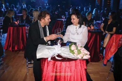 FOTO/ Nga Linda Rama, te Monika Kryemadhi e Shkëlzeni: Kush ishin 100 të ftuarit në mbrëmjen private të Elvana Gjatës