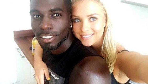 U lidh me një njeri me ngjyrë, modelja e njohur 'kryqëzohet' nga fansat (FOTO)