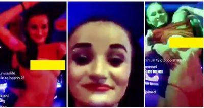 """Nxjerrin gjokset e vithet, kush janë vajzat që """"tërbuan"""" fansat në VIDEO live?"""