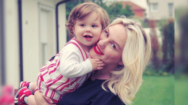 """""""Jetoj të të bëj ty…""""/ Vesa Luma flet nga zemra për djalin e saj (FOTO)"""