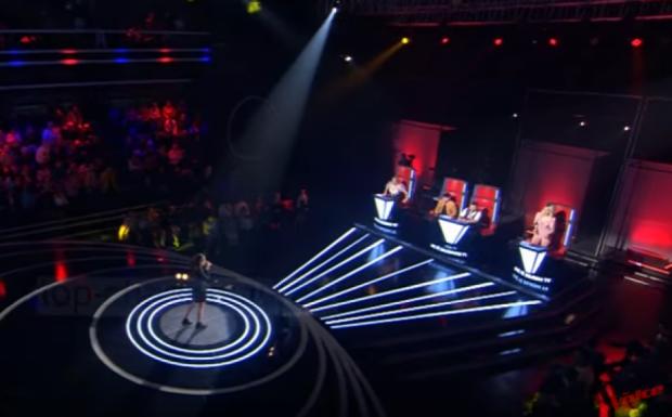 VIDEO/ 'The Voice Kids', vajza e këngëtares shqiptare mahnit me performancën e saj