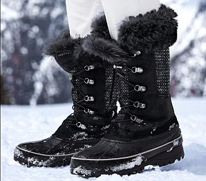 Çizmet më trendi për dëborë (Foto)
