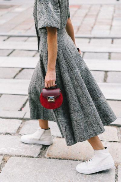 Mini çantat, trendi i pranverës (Foto)