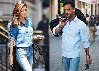E dini arsyen pse kopsat e këmishës te femrat janë në anën e majtë dhe te meshkujt në të djathtë?