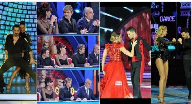 """Plas në """"Dancing With The Stars"""", debate të forta mes konkurrentëve dhe…"""
