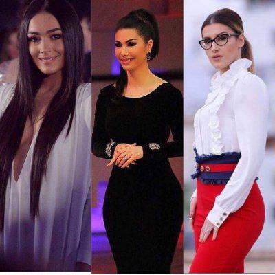 Vajzat e njohura shqiptare që janë të fiksuara pas palestrës
