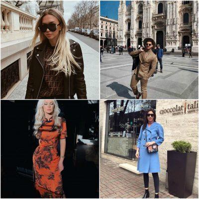 Moda pranverore sipas VIP-ave shqiptarë: Nga fustani kinez deri tek logot