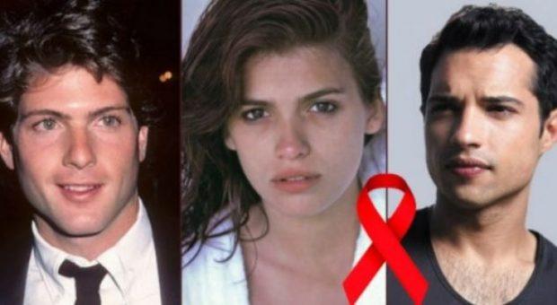AIDS vret dhe 'yjet' : 8 të famshmit e Hollywood-it të infektuar me HIV