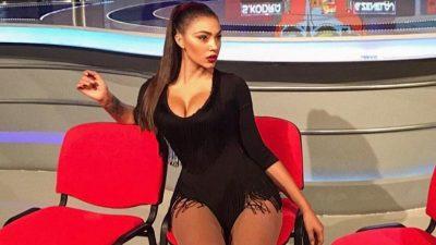 Kush tha që Alesia Bami nuk ka super të pasme? Modelja seksi ka dy fjalë për ata që dyshojnë për format e saj (FOTO)
