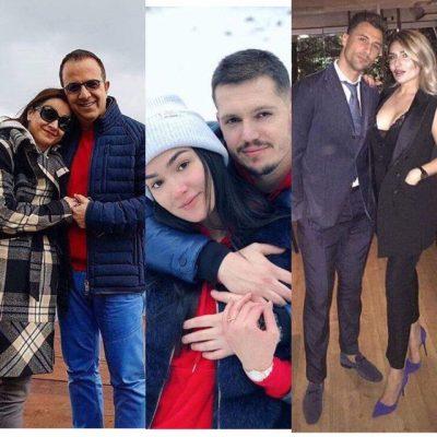 """""""E dua vetëm për sytë e mi!""""/ Çiftet e njohura shqiptare që nuk e shprehin dashurinë në rrjetet sociale (FOTO)"""
