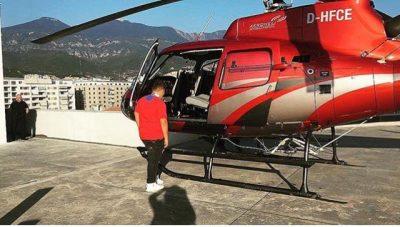 Jeta përrallore e djemve të Ylli Ndroqit/ Me helikopter privat dhe Rolex 10 mijë euro (FOTO+VIDEO)