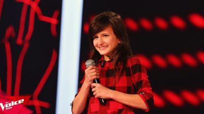 Ku ndodhet sot Daniela Toçi, baresha e vogël që rrëmbeu zemrën e publikut me zërin e saj? (VIDEO)