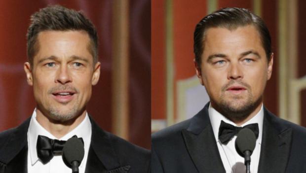 Dy miq në kërkim të një ëndrre, Brad Pitt dhe Leonardo DiCaprio së bashku në një film