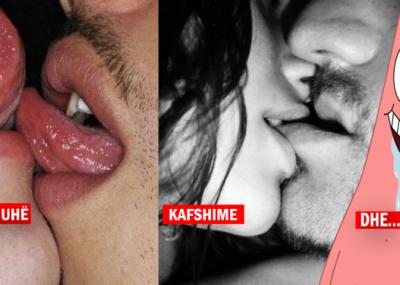 """""""Era e keq e gojës dhe…""""! Mësoni kush janë gabimet që s'duhet të bëni kur puthni për herë të parë"""