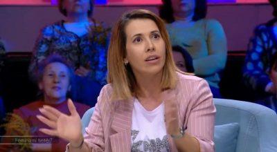 E bindur në gjykimin e saj, gazetarja befason: Nuk lihet burri se të tradhtoi se nuk u bë qameti…